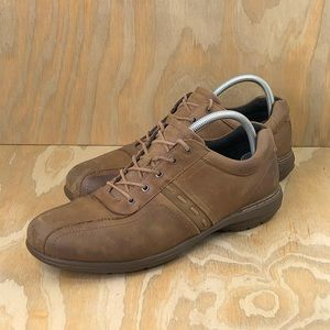 ABEO Turner Bicycle Toe Leather Casual